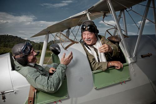 Aeronautical photography
