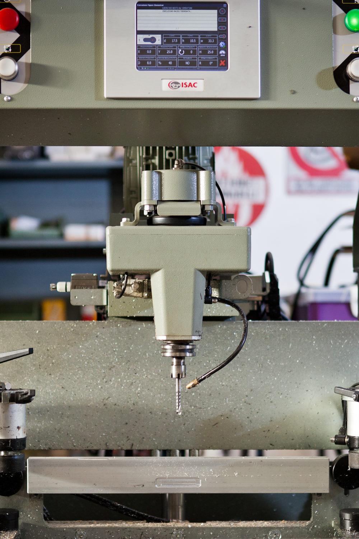 Fotografia di attrezzature industriali