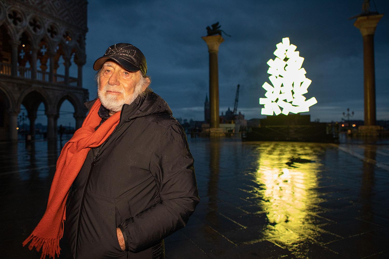 Portrait of Fabrizio Pelssi