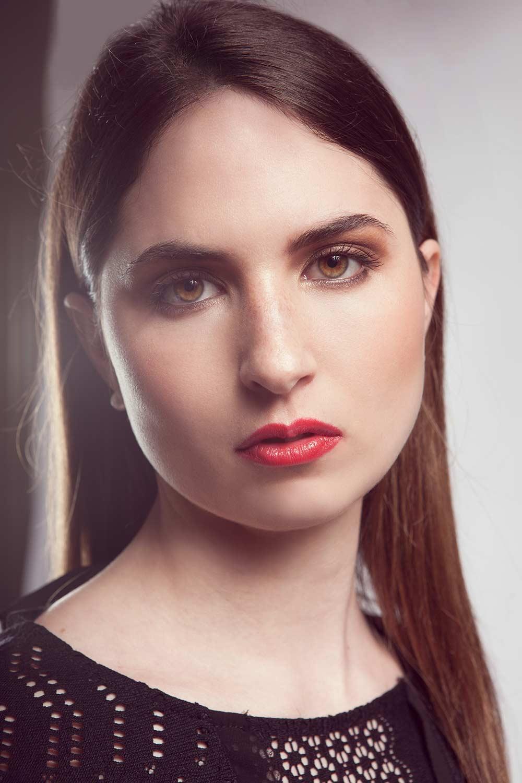 Laura Book modella a Venezia