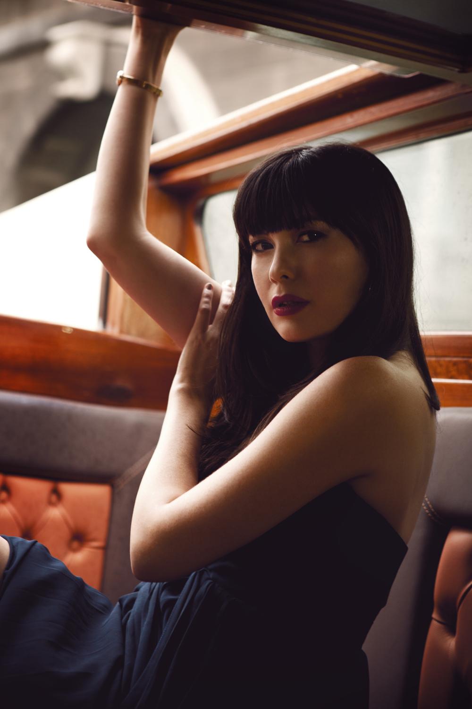 model, Celeste Thorson, fashion