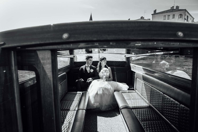 Private wedding in Venice