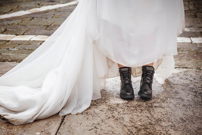 The very rock bride