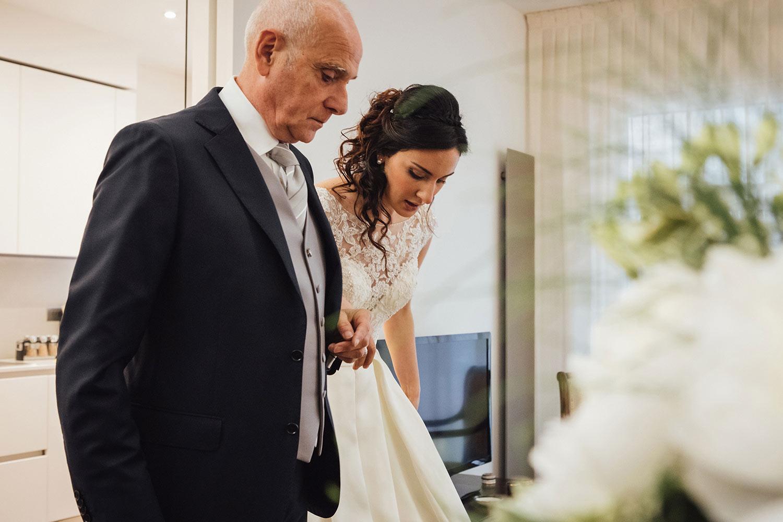 Sposa e Padre della sposa