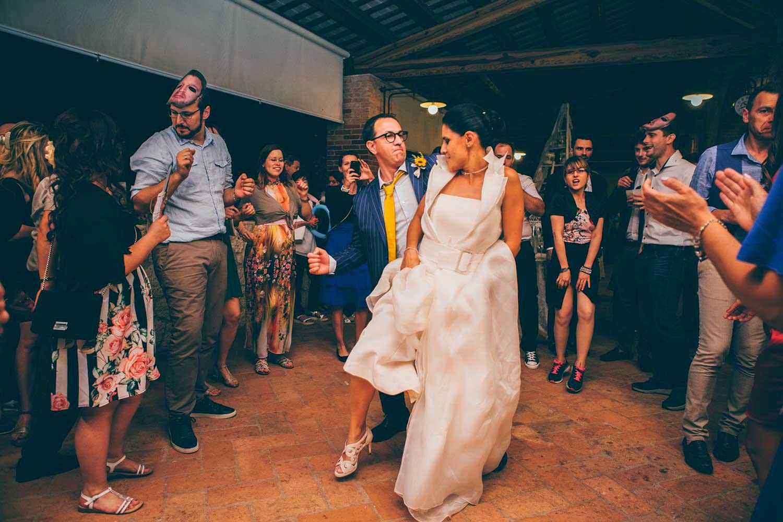 Reportage di Matrimonio - Festeggiamenti