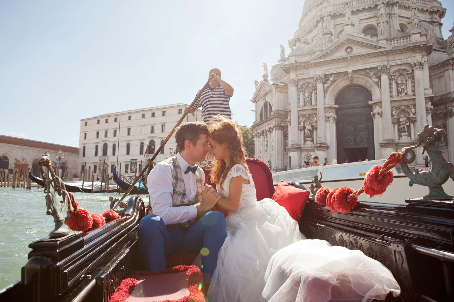 Reportage di Matrimonio : Wedding in Venice