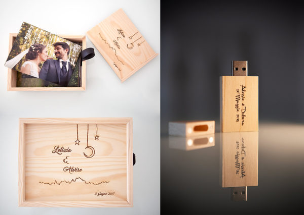 packaging matrimonio